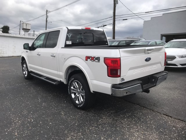 2018 F-150 SuperCrew Cab 4x4,  Pickup #BF0751 - photo 6