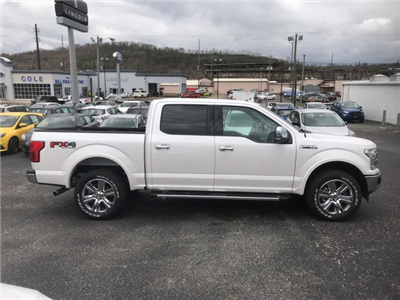 2018 F-150 SuperCrew Cab 4x4,  Pickup #BF0751 - photo 8