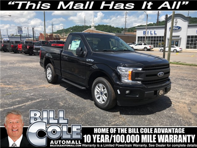 2018 F-150 Regular Cab, Pickup #BF0767 - photo 1