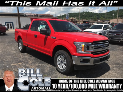 2018 F-150 Super Cab 4x4,  Pickup #BF0773 - photo 1