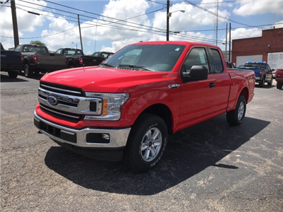 2018 F-150 Super Cab 4x4,  Pickup #BF0773 - photo 4