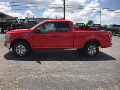2018 F-150 Super Cab 4x4,  Pickup #BF0773 - photo 5