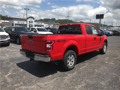 2018 F-150 Super Cab 4x4,  Pickup #BF0773 - photo 2
