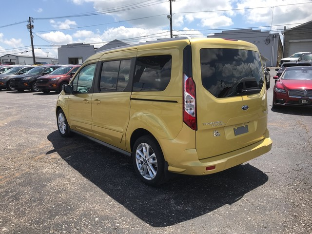 2018 Transit Connect 4x2,  Passenger Wagon #BF0794 - photo 6