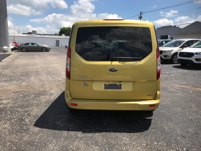 2018 Transit Connect 4x2,  Passenger Wagon #BF0794 - photo 7
