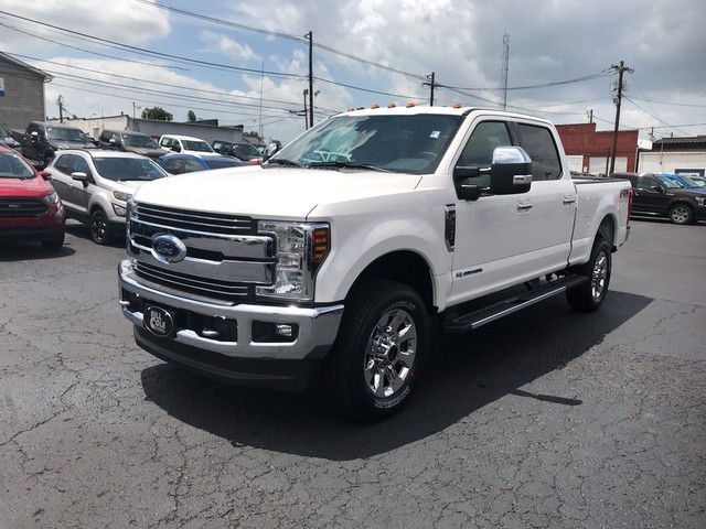 2018 F-250 Crew Cab 4x4,  Pickup #BF0856 - photo 4
