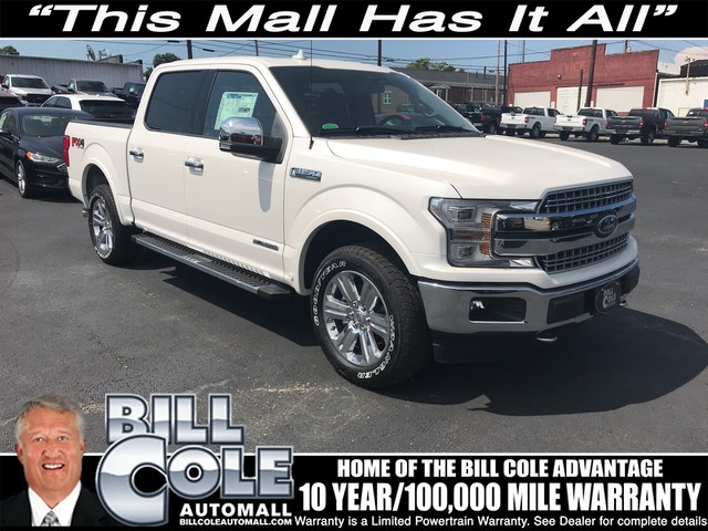 2018 F-150 SuperCrew Cab 4x4,  Pickup #BF0909 - photo 1