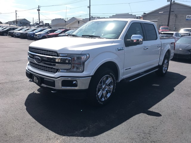 2018 F-150 SuperCrew Cab 4x4,  Pickup #BF0909 - photo 4