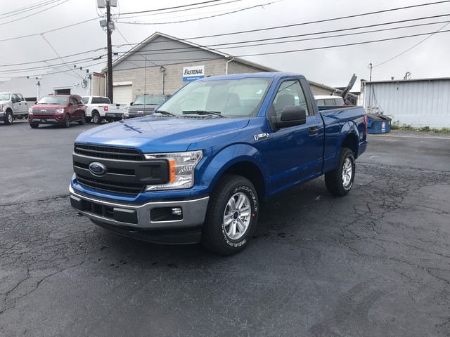 2018 F-150 Regular Cab 4x4,  Pickup #BF0940 - photo 4