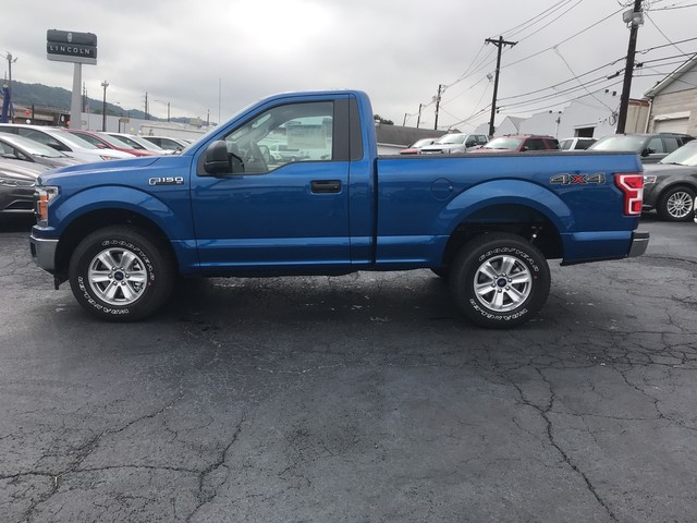 2018 F-150 Regular Cab 4x4,  Pickup #BF0940 - photo 5