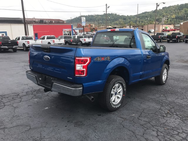 2018 F-150 Regular Cab 4x4,  Pickup #BF0940 - photo 2