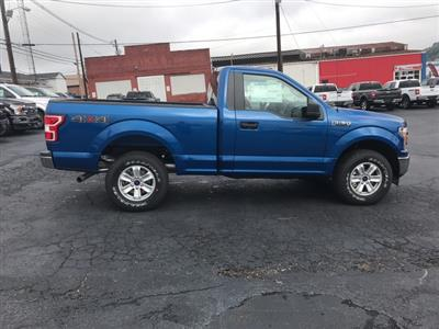 2018 F-150 Regular Cab 4x4,  Pickup #BF0940 - photo 8