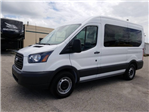 2018 Transit 150 Med Roof 4x2,  Passenger Wagon #BFX0815 - photo 4