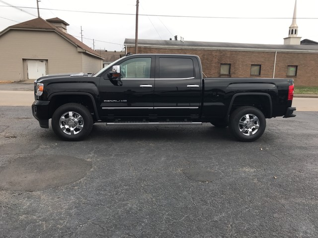 2019 Sierra 3500 Crew Cab 4x4,  Pickup #BFX1089B - photo 5