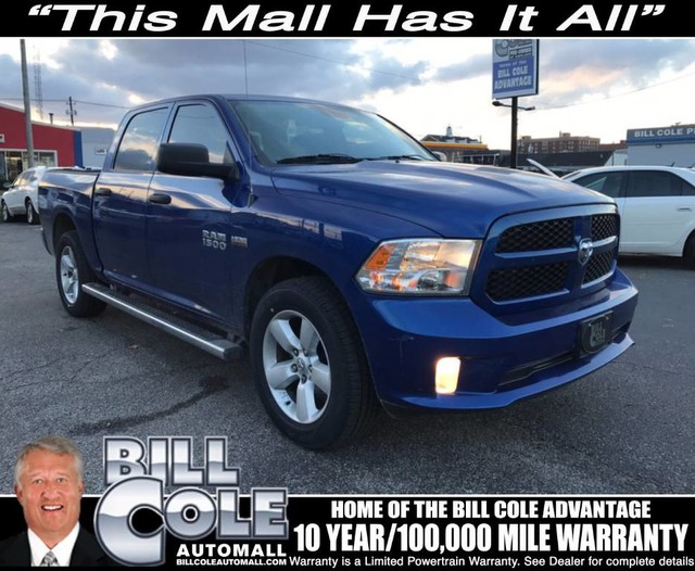 2014 Ram 1500 Crew Cab 4x4 Pickup #BL0007C - photo 18