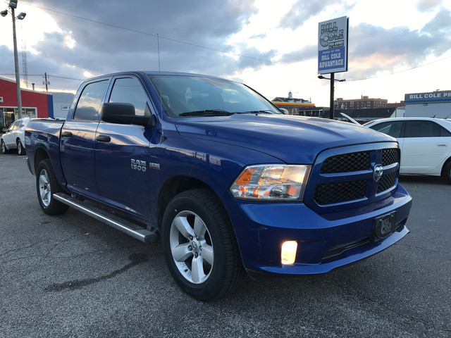 2014 Ram 1500 Crew Cab 4x4 Pickup #BL0007C - photo 3
