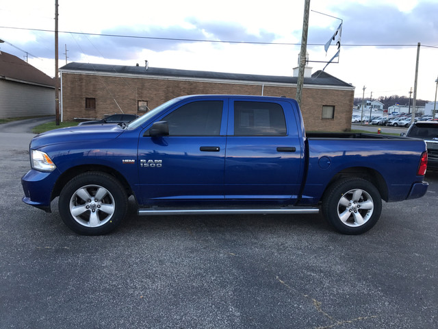 2014 Ram 1500 Crew Cab 4x4 Pickup #BL0007C - photo 6