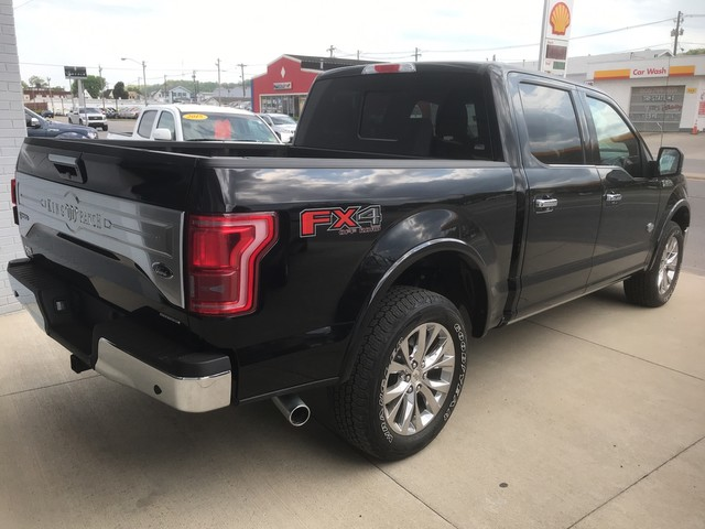 2016 F-150 SuperCrew Cab 4x4,  Pickup #BTU0314 - photo 2