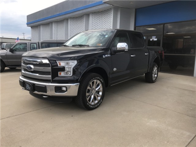 2016 F-150 SuperCrew Cab 4x4,  Pickup #BTU0314 - photo 4