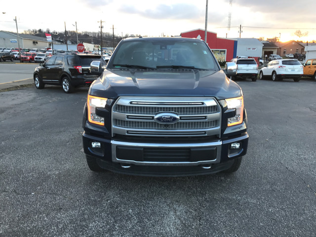 2015 F-150 Super Cab 4x4 Pickup #BU0135 - photo 4