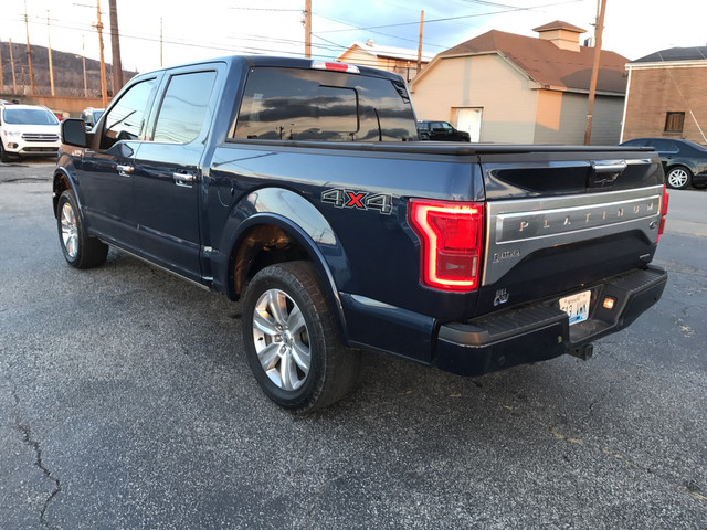 2015 F-150 Super Cab 4x4 Pickup #BU0135 - photo 7