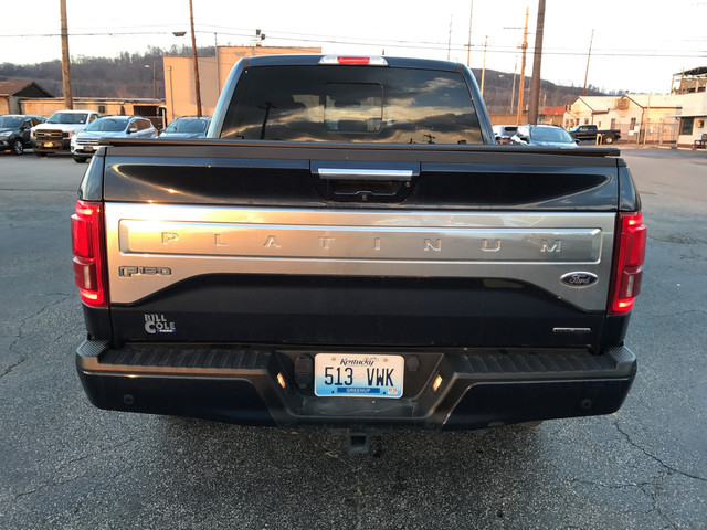 2015 F-150 Super Cab 4x4 Pickup #BU0135 - photo 8
