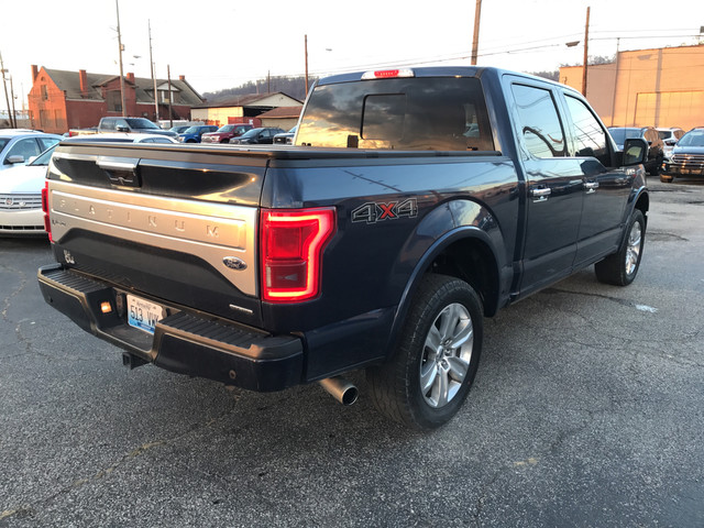 2015 F-150 Super Cab 4x4 Pickup #BU0135 - photo 2