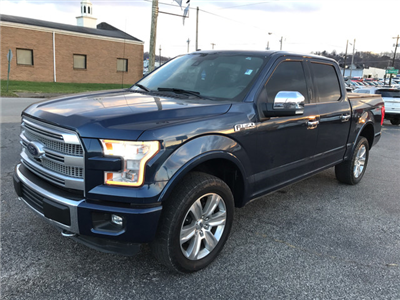 2015 F-150 Super Cab 4x4 Pickup #BU0135 - photo 5