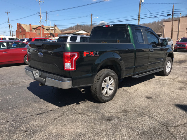 2015 F-150 Super Cab 4x4, Pickup #BU0248 - photo 2