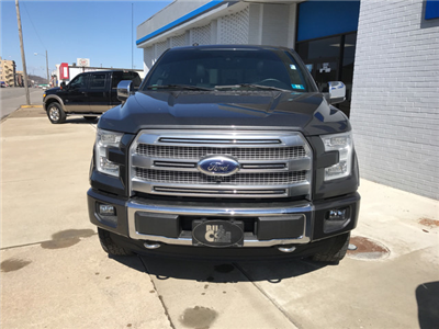 2016 F-150 Super Cab 4x4, Pickup #BU0249 - photo 3