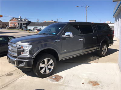 2016 F-150 Super Cab 4x4, Pickup #BU0249 - photo 6