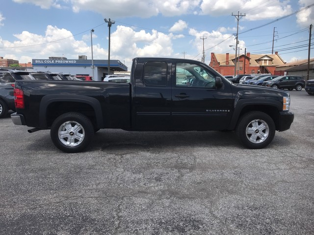 2009 Silverado 1500 Extended Cab 4x4, Pickup #BU0294 - photo 8