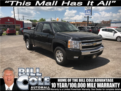 2009 Silverado 1500 Extended Cab 4x4, Pickup #BU0294 - photo 1