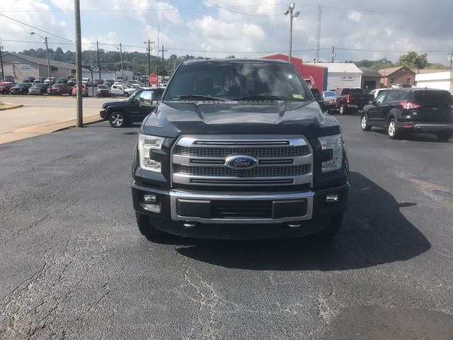 2015 F-150 SuperCrew Cab 4x4,  Pickup #BU0341 - photo 3