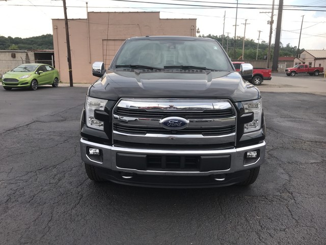 2015 F-150 SuperCrew Cab 4x4,  Pickup #BU0345 - photo 3