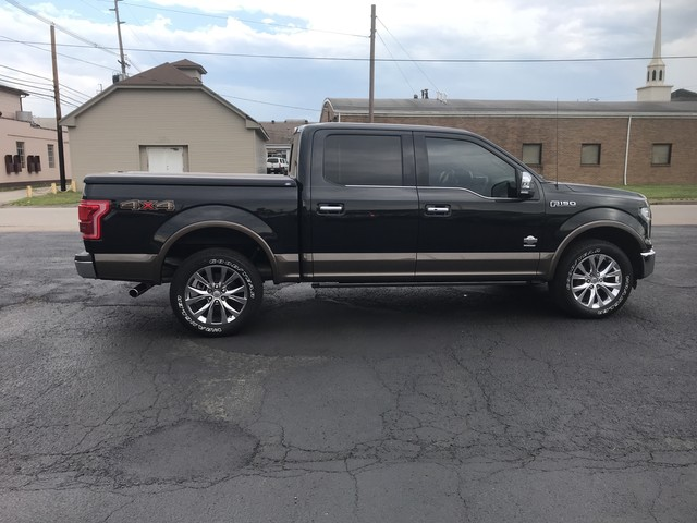 2015 F-150 SuperCrew Cab 4x4,  Pickup #BU0345 - photo 8