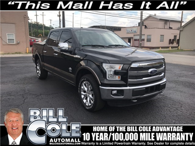 2015 F-150 SuperCrew Cab 4x4,  Pickup #BU0345 - photo 1