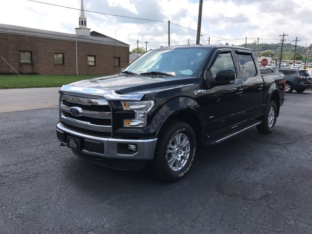 2015 F-150 SuperCrew Cab 4x4,  Pickup #BU0410 - photo 4