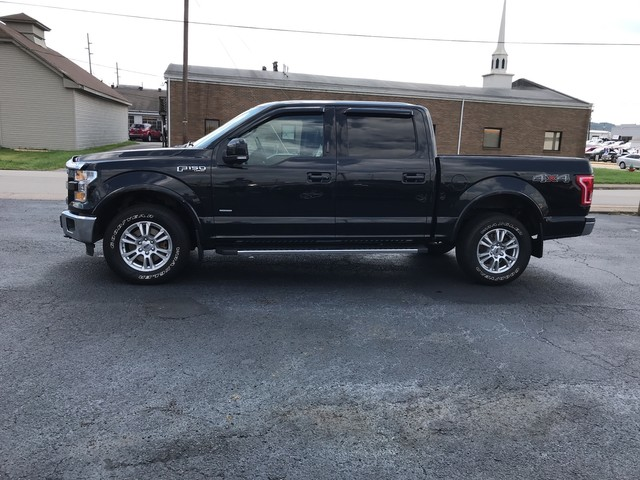 2015 F-150 SuperCrew Cab 4x4,  Pickup #BU0410 - photo 5