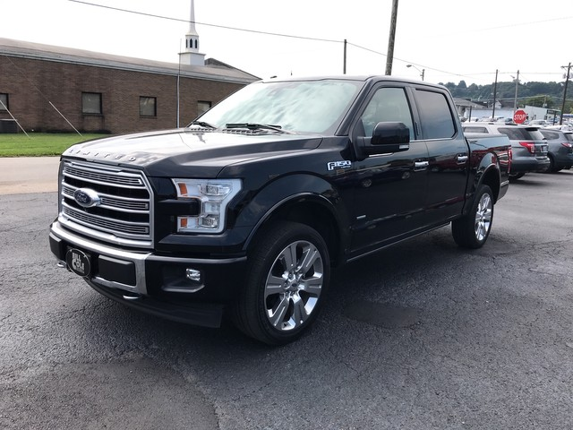 2017 F-150 SuperCrew Cab 4x4,  Pickup #BU0411 - photo 4