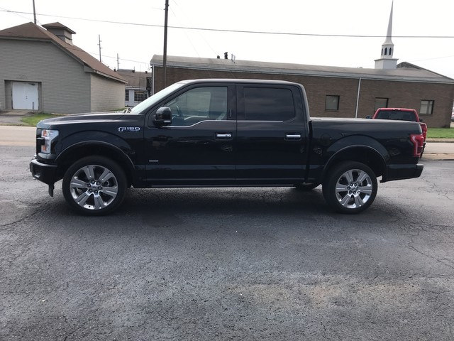 2017 F-150 SuperCrew Cab 4x4,  Pickup #BU0411 - photo 5