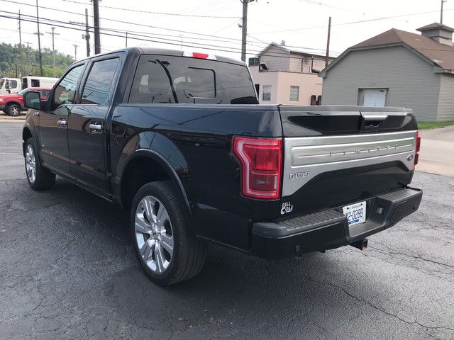 2017 F-150 SuperCrew Cab 4x4,  Pickup #BU0411 - photo 6