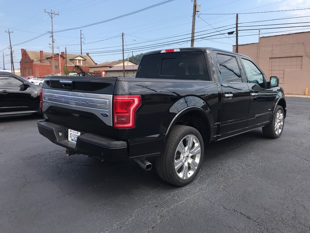 2017 F-150 SuperCrew Cab 4x4,  Pickup #BU0411 - photo 2