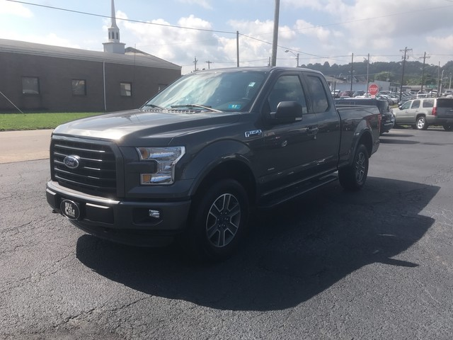 2016 F-150 Super Cab 4x4,  Pickup #BU0422A - photo 4