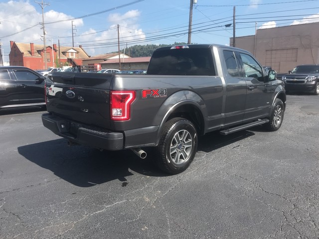 2016 F-150 Super Cab 4x4,  Pickup #BU0422A - photo 2