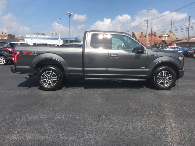 2016 F-150 Super Cab 4x4,  Pickup #BU0422A - photo 8