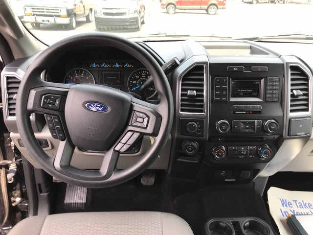 2017 F-150 SuperCrew Cab 4x4,  Pickup #BU0435 - photo 12