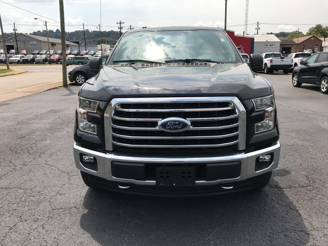 2017 F-150 SuperCrew Cab 4x4,  Pickup #BU0435 - photo 3