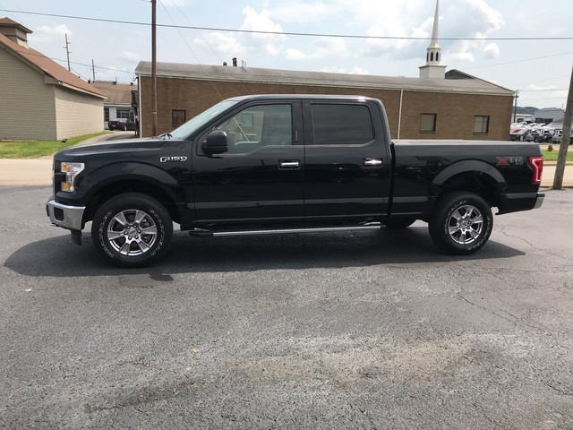 2017 F-150 SuperCrew Cab 4x4,  Pickup #BU0435 - photo 5