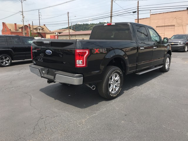 2017 F-150 SuperCrew Cab 4x4,  Pickup #BU0435 - photo 2